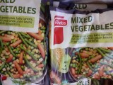 Mixed vegetables 600gr vendu par lot de 3 x 600gr